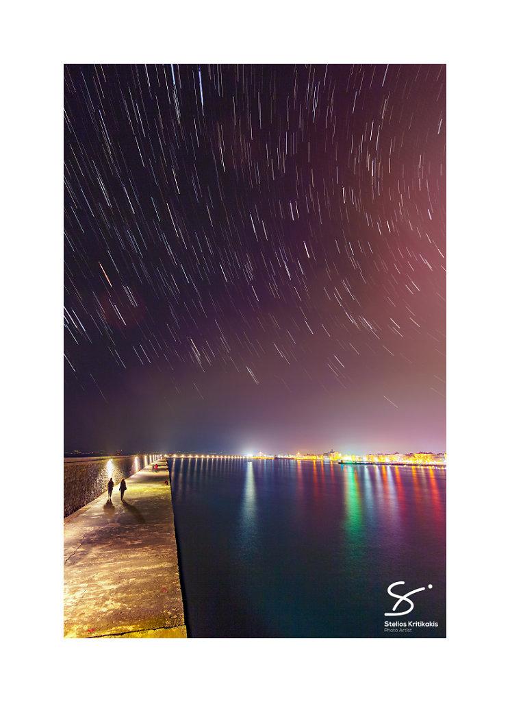 χίλια αστέρια